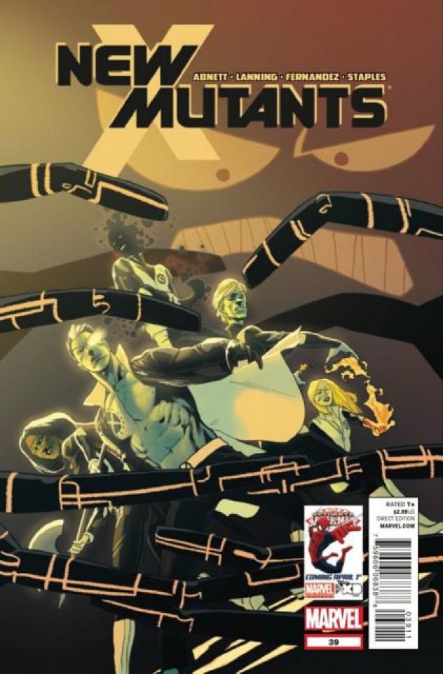 New Mutants #39