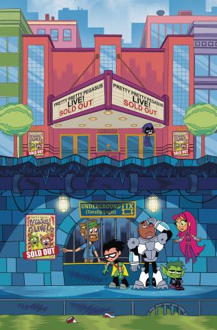 Teen Titans Go! #36