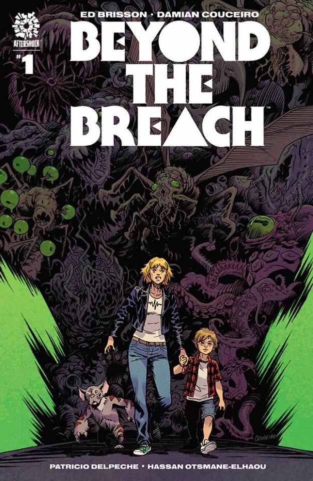 Beyond the Breach #1 (Couceiro Cover)