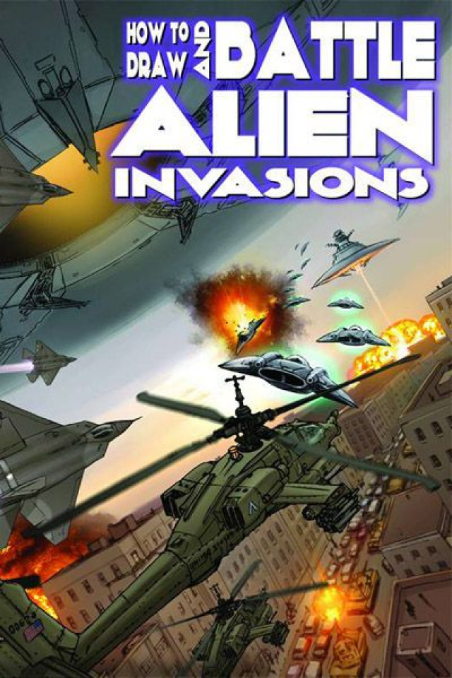 How To Draw & Battle Alien Invasions