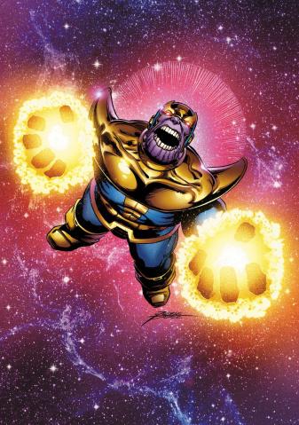 Infinity Wars: Prime #1 (George Perez Cover)