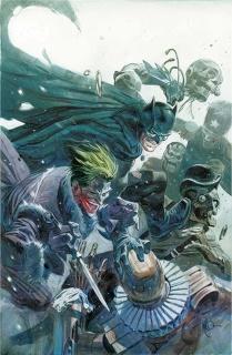 Batman: Europa #2 (Variant Cover)