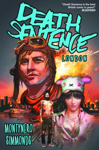 Death Sentence Vol. 2: London