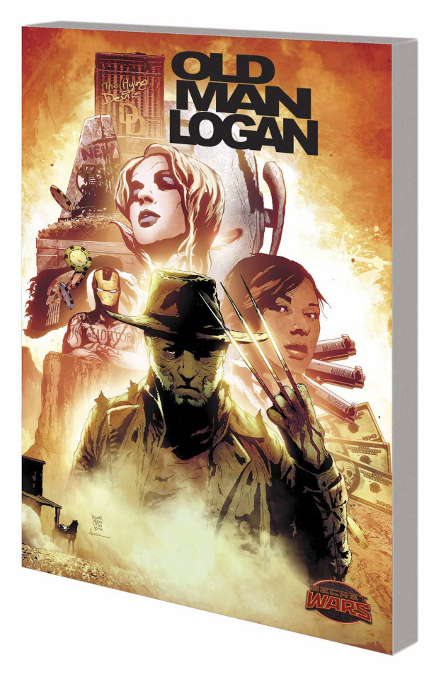 Old Man Logan Vol. 0: Warzones