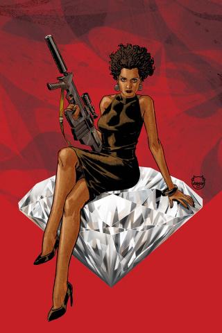James Bond: 007 #7 (10 Copy Johnson Virgin Cover)