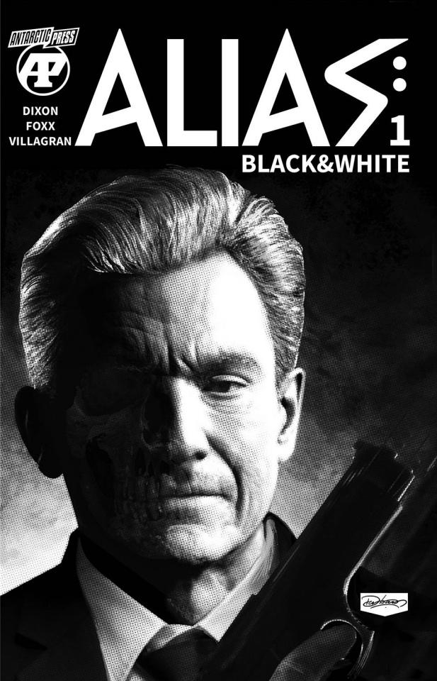 Alias: Black & White #1