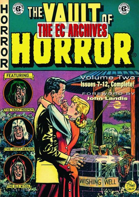 The EC Archives: The Vault of Horror Vol. 2