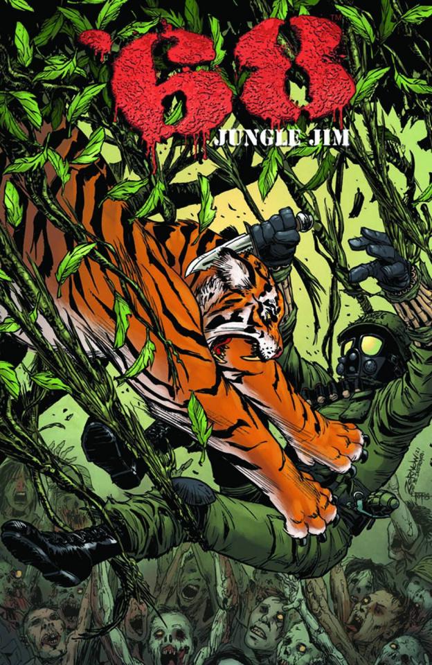 '68: Jungle Jim #2 (Zornow & Fotos Cover)