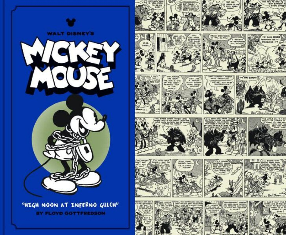 Walt Disney's Mickey Mouse Vol. 3: High Noon at Inferno Gulch