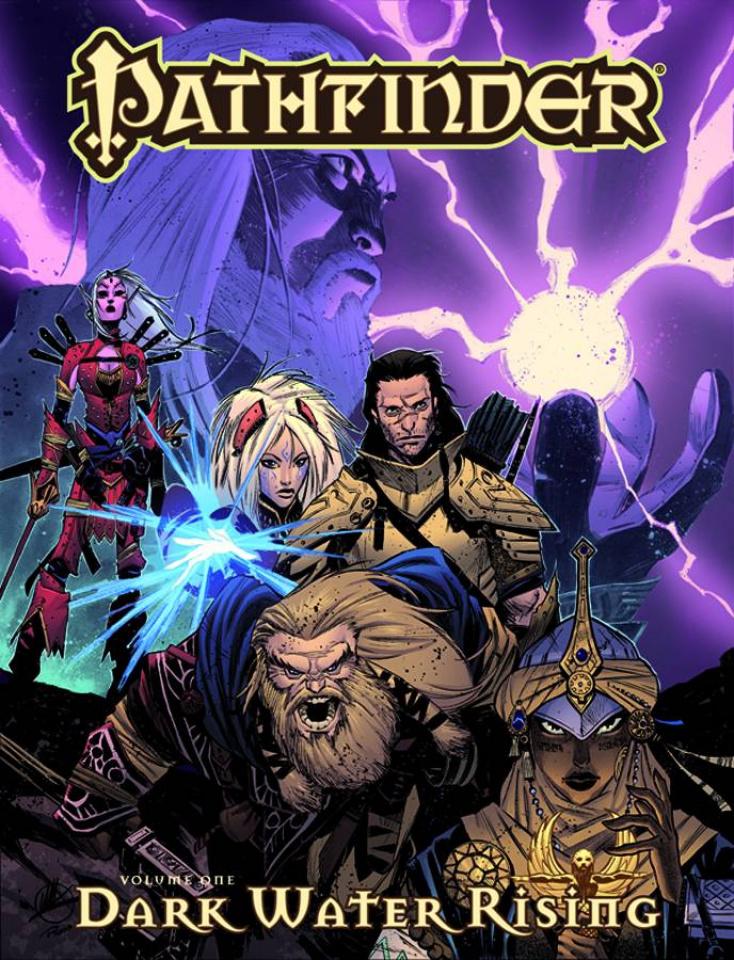 Pathfinder Vol. 1: Dark Water Rising