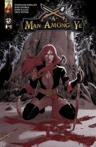 A Man Among Ye #5 (Cermak Cover)