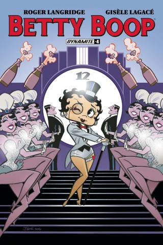 Betty Boop #4 (Bone Cover)