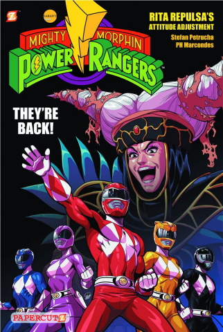 Mighty Morphin' Power Rangers Vol. 1: Rita Repulsa's Attitude Adjustment