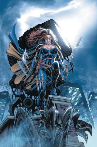 Belle: Beast Hunter #1 (Vitorino Cover)