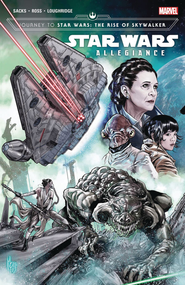 Journey to Star Wars: The Rise of Skywalker - Allegiance Vol. 1