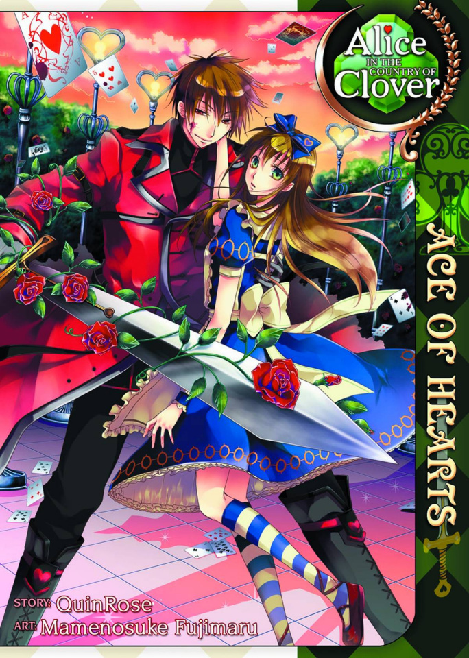 Alice in the Country of Clover: Ace of Hearts Vol. 1