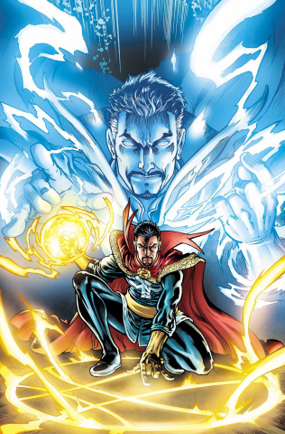 Doctor Strange: Mystic Apprentice #1