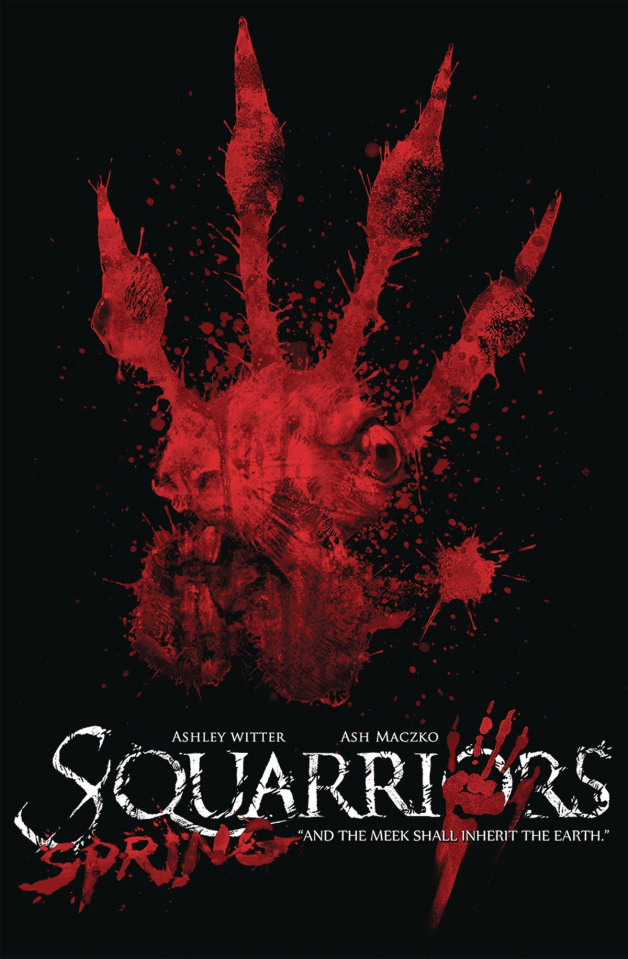 Squarriors Vol. 1 (Limited Oversized Edition)