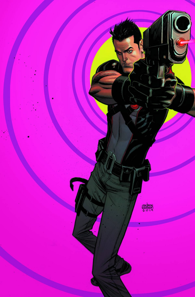 Grayson Vol. 1: Agents of Spyral