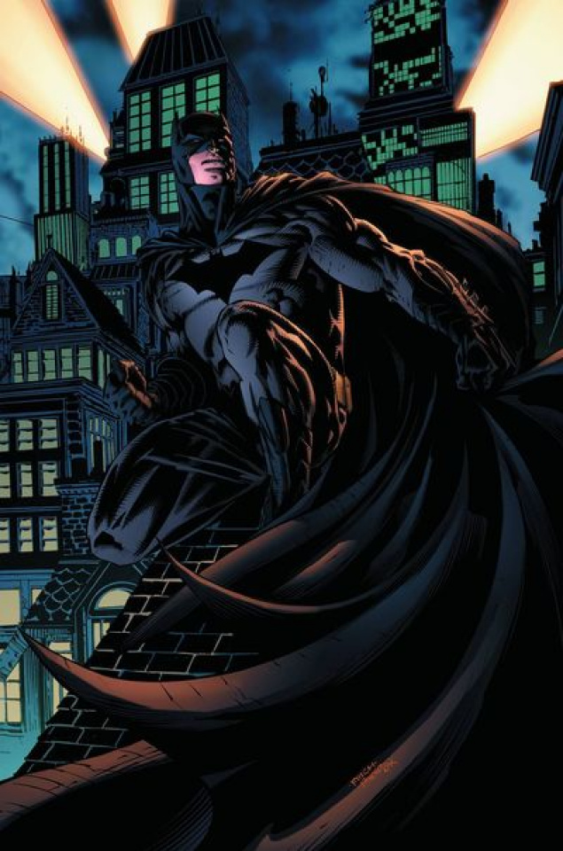 Batman: The Dark Knight #11