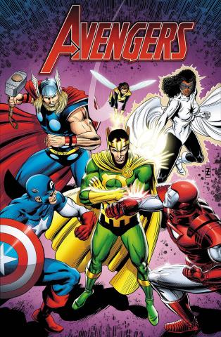 Avengers: Loki Unleashed #1