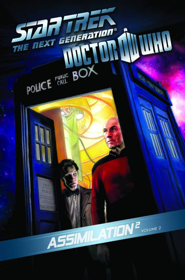 Star Trek: The Next Generation/Doctor Who - Assimilation Vol. 2