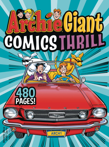 Archie: Giant Comics Thrill