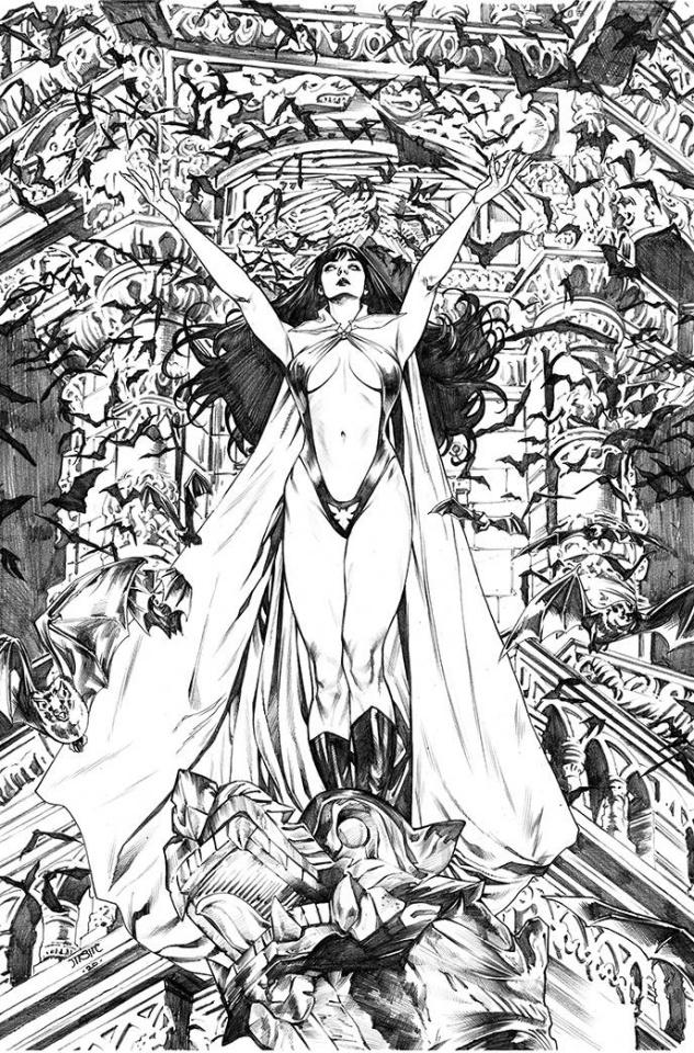 Vengeance of Vampirella #20 (7 Copy Sta. Maria Cover)
