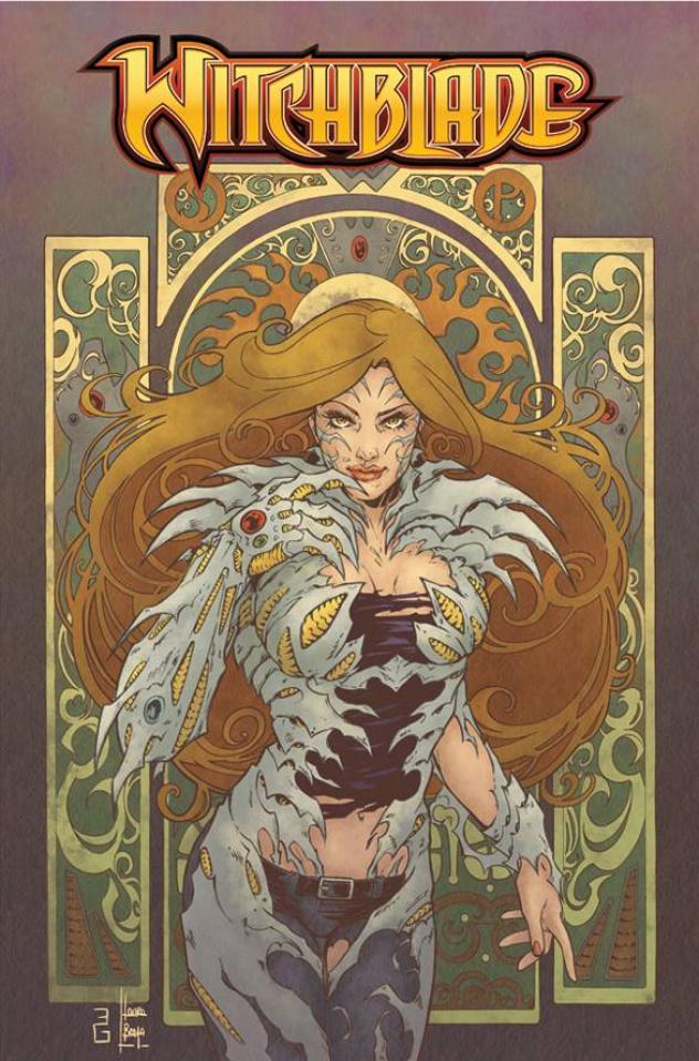 Witchblade #175 (Braga Cover)