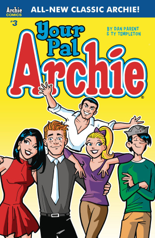 All-New Classic Archie: Your Pal Archie! #3 (Parent Cover)