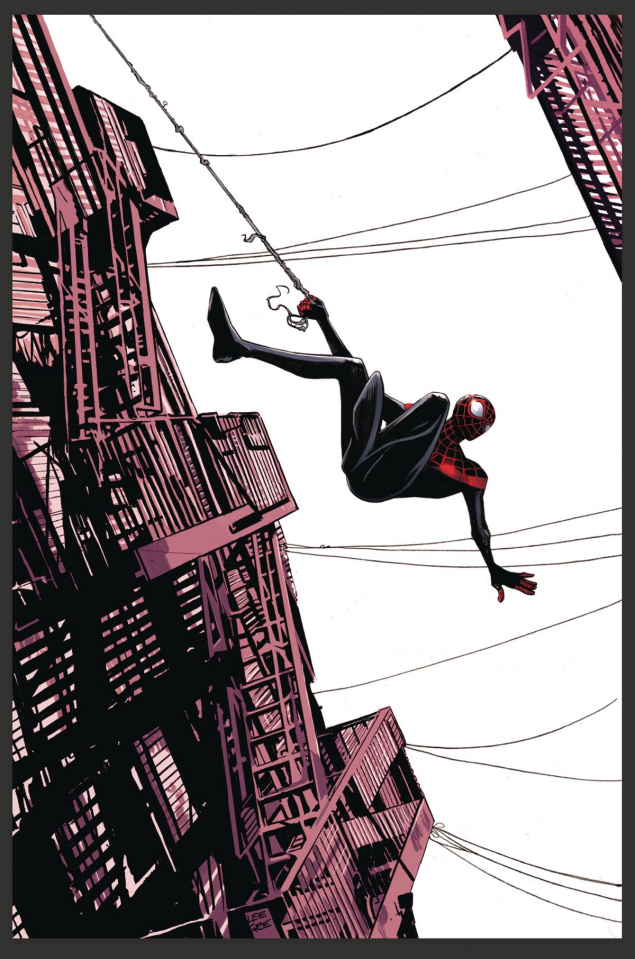 Miles Morales: Spider-Man #1 (Garbett Cover)