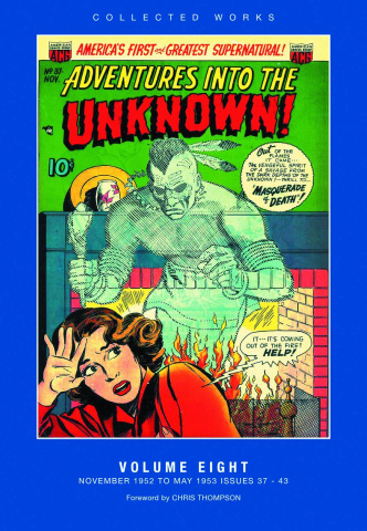 Adventures Into the Unknown! Vol. 8