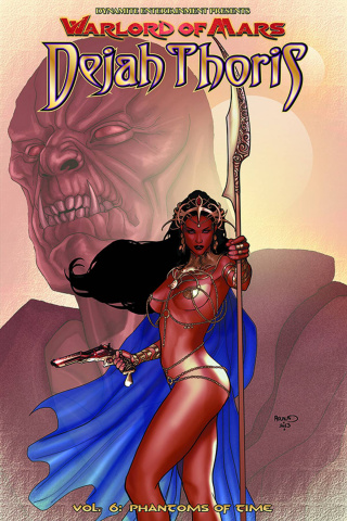 Warlord of Mars: Dejah Thoris Vol. 6