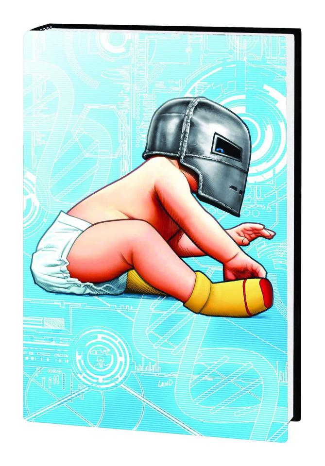 Iron Man Vol. 2: The Secret Origin of Tony Stark, Book 1