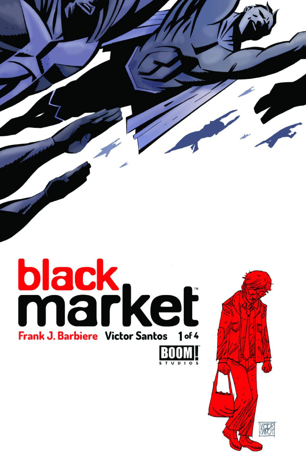 Black Market #1 (2nd Printing)
