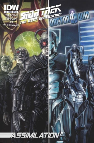 Star Trek: The Next Generation/Doctor Who - Assimilation #2
