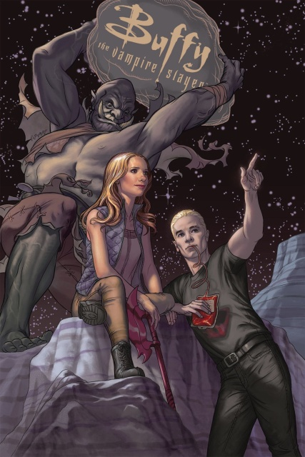 Buffy the Vampire Slayer, Season 11 #6 (Morris Cover)