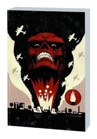 Red Skull Incarnate