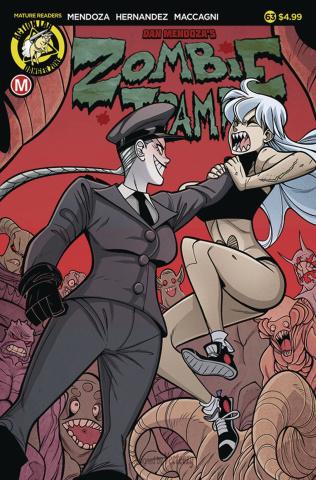 Zombie Tramp #63 (Maccagni Cover)
