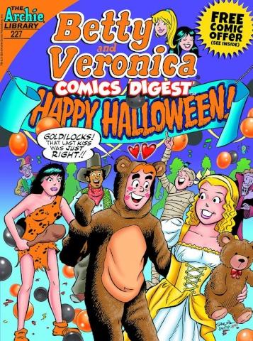 Betty & Veronica Comics Digest #227