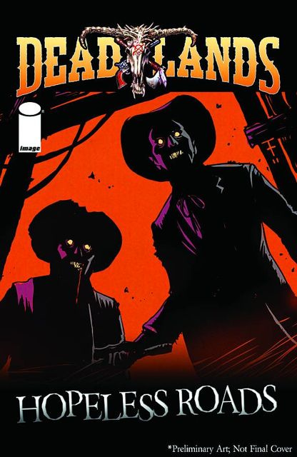 Deadlands: Black Water