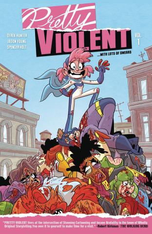 Pretty Violent Vol. 1