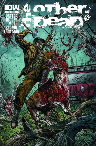 The Other Dead #3