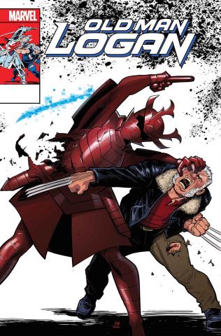 Old Man Logan #31 (Stewart Cover)