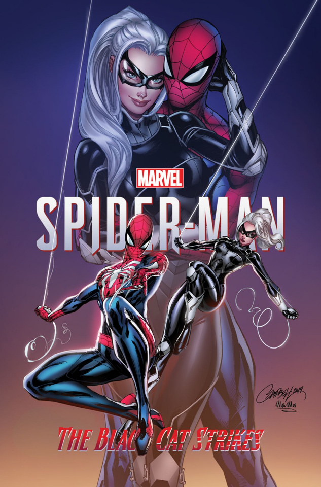 Spider-Man: The Black Cat Strikes #1 (Campbell Cover)