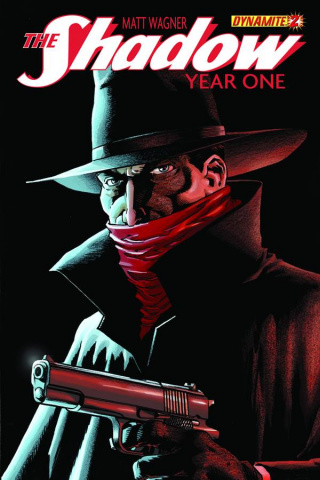 The Shadow: Year One #2 (Wagner Cover)