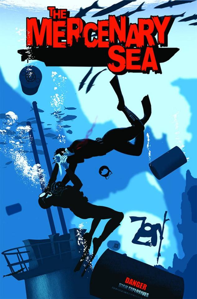 The Mercenary Sea #3