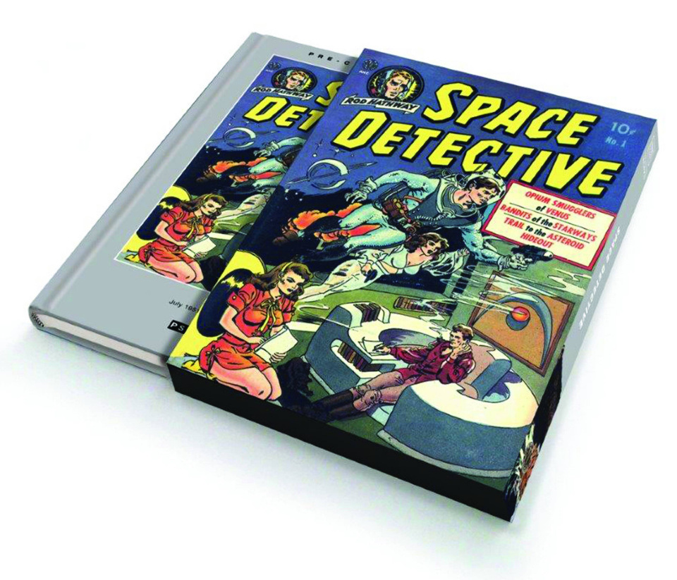Space Detective Vol. 1 (Slipcase Edition)