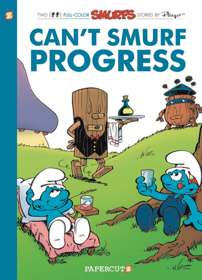 The Smurfs Vol. 23: Can't Smurf Progress