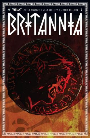 Britannia #3 (Nord Cover)